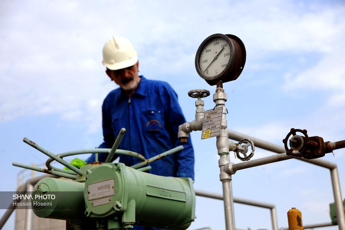 منطقه شمالغرب خطوط لوله و مخابرات نفت ایران