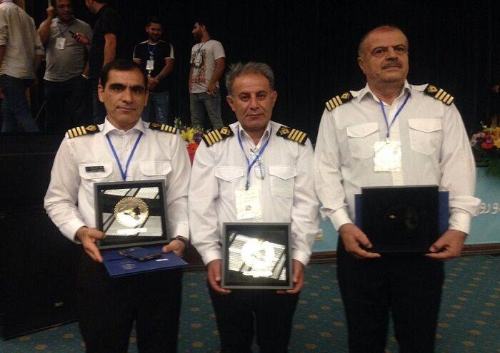 دریانوردان پایانههای نفتی ایران نمونه کشوری شدند