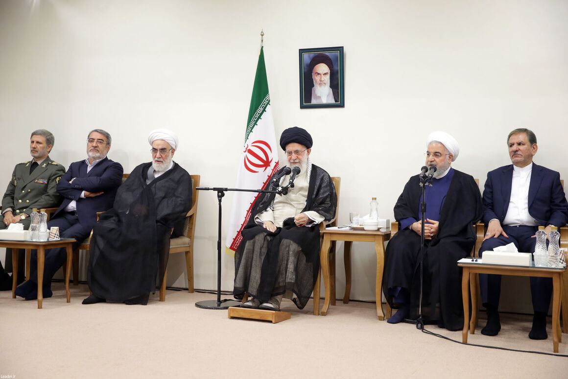 Rouhani Says Gov't Keen on Selling Petroleum Products than Crude Oil