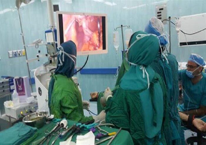 بهرهبرداری از ۳ مرکز درمانی خوزستان ازسوی نفت