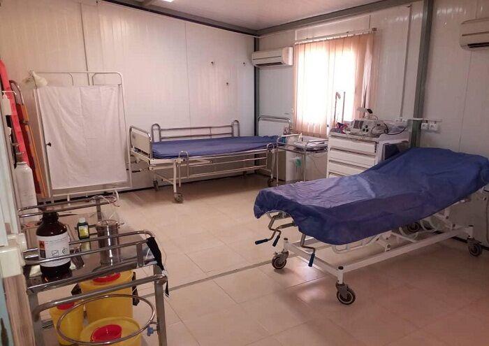 درمانگاه صنعتی غرب کارون افتتاح شد