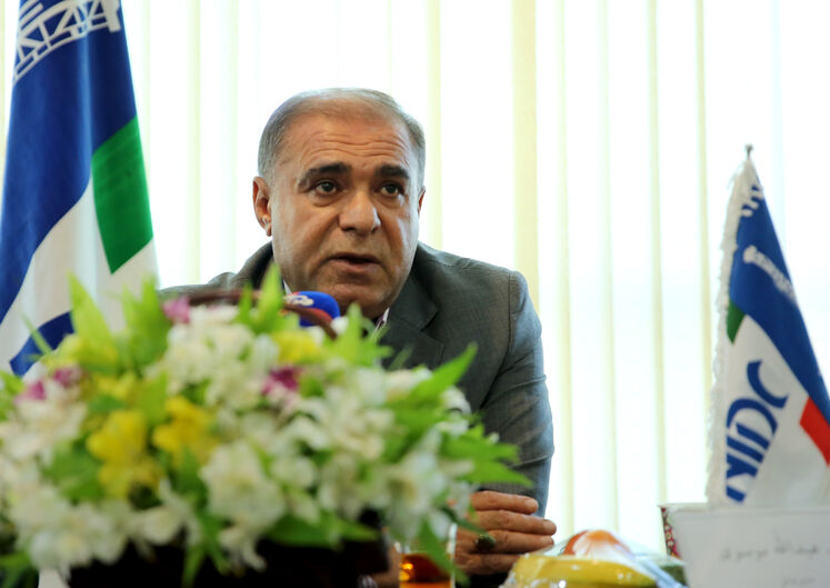 سید عبدالله موسوی، مدیرعامل شرکت ملی حفاری ایران