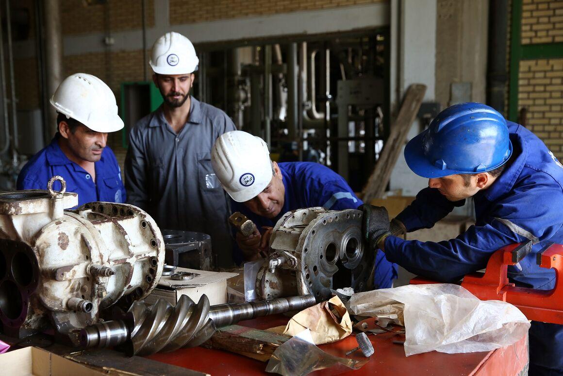 تعمیرات اساسی و نوسازی واحدهای گاز و گاز مایع مناطق نفتخیز جنوب شتاب میگیرد