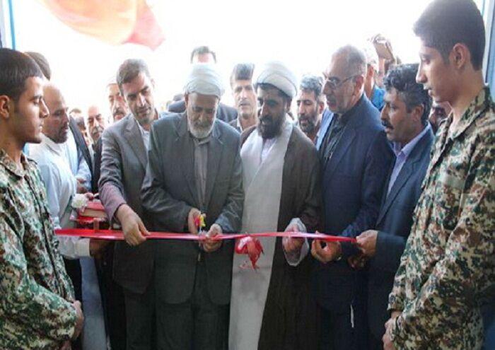 افتتاح ۲ پروژه عامالمنفعه در سرخس
