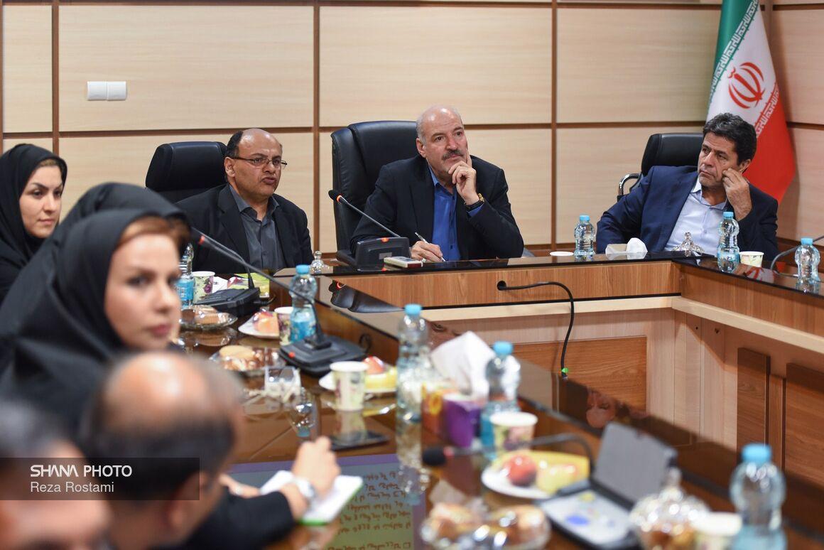 تشریح عملکرد شرکت گاز سیستان و بلوچستان با حضور مدیرعامل شرکت ملی گاز ایران