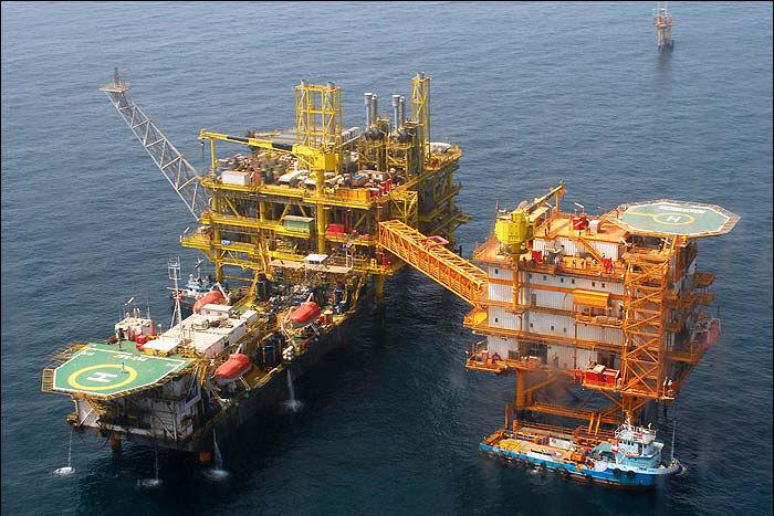 بازدهی ۱۰۰ درصدی سکوهای گازی پارس جنوبی