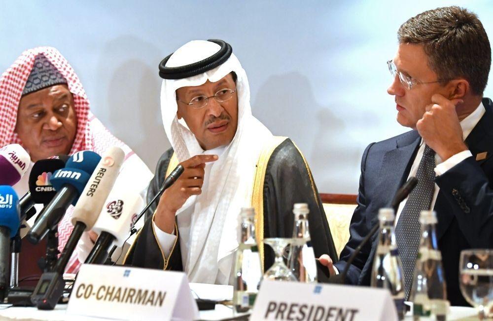 بیتفاوتی وزیران انرژی عربستان و روسیه نسبت به توئیتهای ترامپ