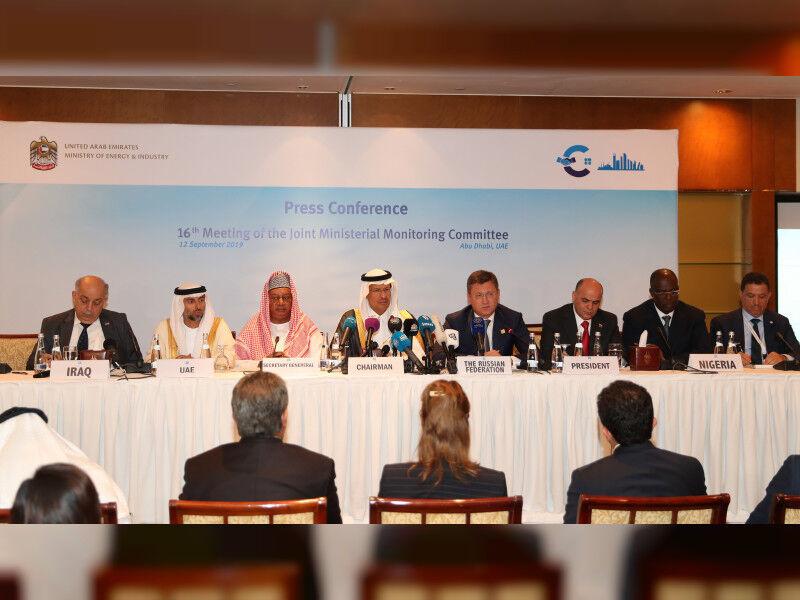 ارزیابی مثبت وزیران نفت و انرژی از مسیر توافق اوپک و غیراوپک
