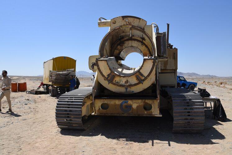بِند ماشین، دستگاه خمکننده لولههای گاز