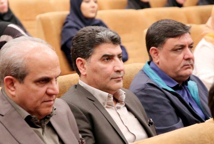 رامین قلمبر دزفولی، مدیر پشتیبانی ساخت و تامین کالای شرکت ملی نفت ایران