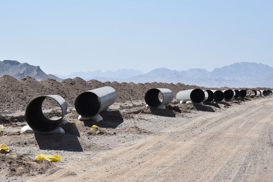 گازرسانی متوقفشده سیستان و بلوچستان با آغاز فعالیت دولت یازدهم از سرگرفته شد