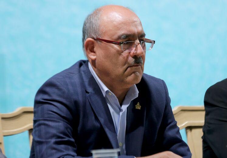 علیاصغر گودرزی فراهانی، مدیر برنامهریزی و توسعه شرکت ملی صنایع پتروشیمی