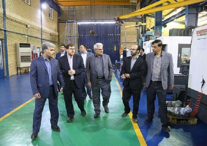 همکاریهای نفت و گاز اروندان و جهاد دانشگاهی خوزستان توسعه مییابد