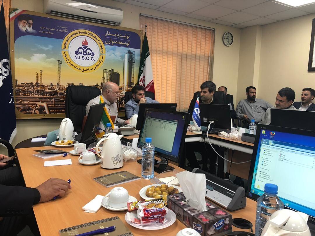 بررسی اقدامهای اقتصاد مقاومتی شرکت ملی نفت ایران در اهواز