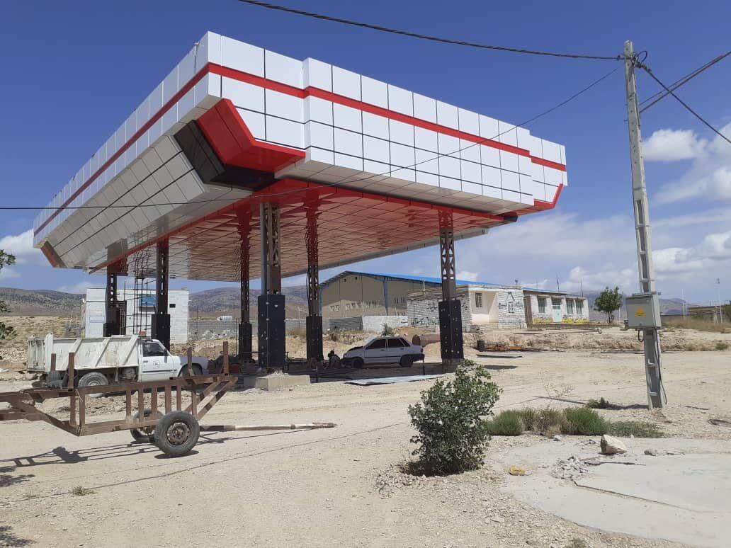 احداث ۱۰ جایگاه جدید عرضه سوخت در منطقه خراسان شمالی
