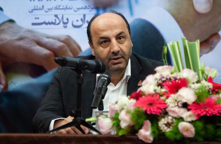 سیاوش درفشی، مدیرعامل شرکت پتروشیمی تبریز