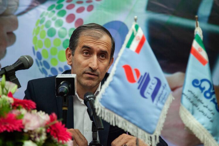 علی پژوهان، مدیرعامل شرکت پژوهش و فناوری پتروشیمی