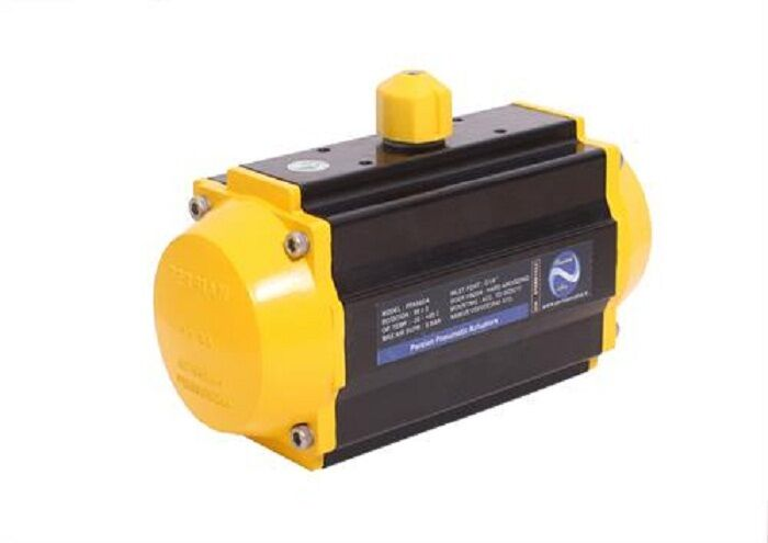 Rotary Actuator for Oil Valves Localized