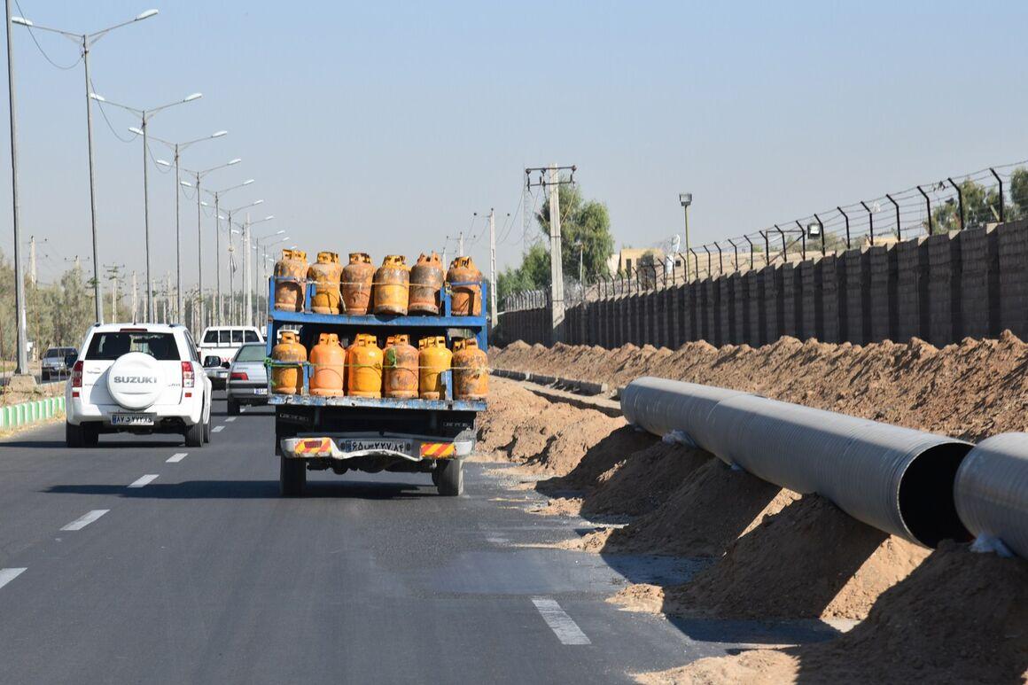آخرین وضع گازرسانی به سیستان و بلوچستان توسط شرکتهای معین