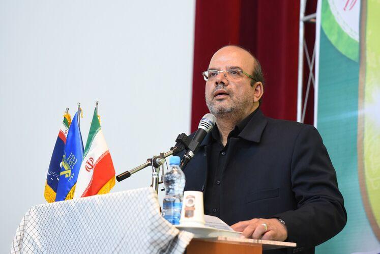 محمدعلی فلاح مهرجردی، فرمانده مرکز بسیج وزارت نفت