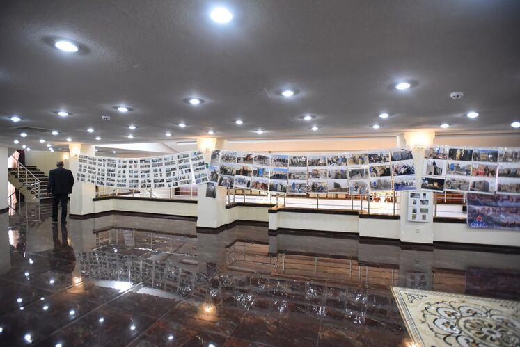 نمایشگاه عکس بسیج صنعت نفت