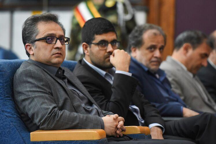 کسری نوری، مدیرکل روابط عمومی وزارت نفت