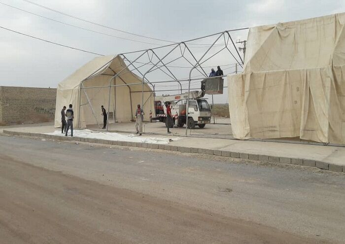 خدمترسانی صنعت نفت جنوب به زائران اربعین حسینی