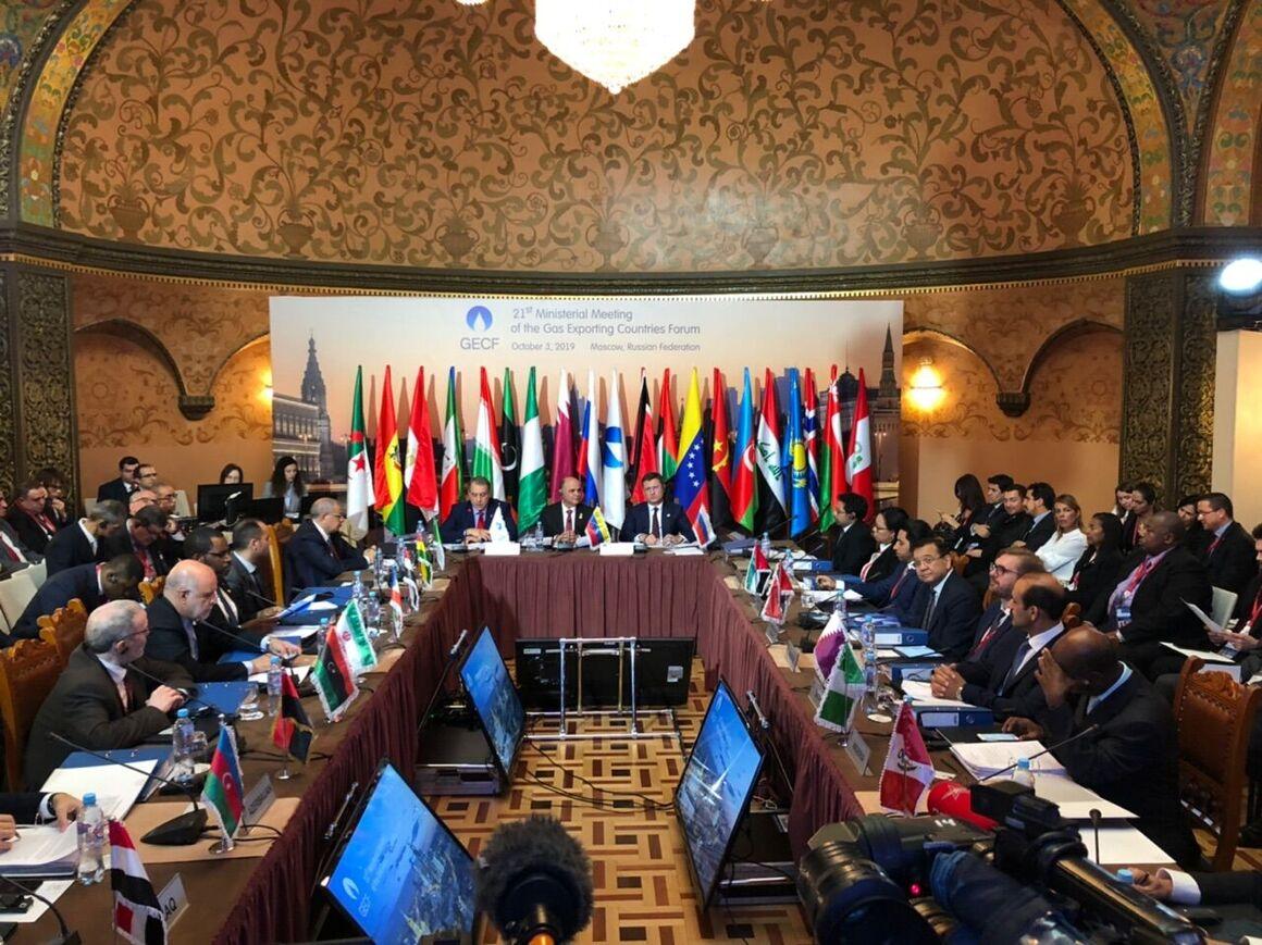 وزیر نفت بر ضرورت همکاری میان اعضای جیییسیاف تاکید کرد