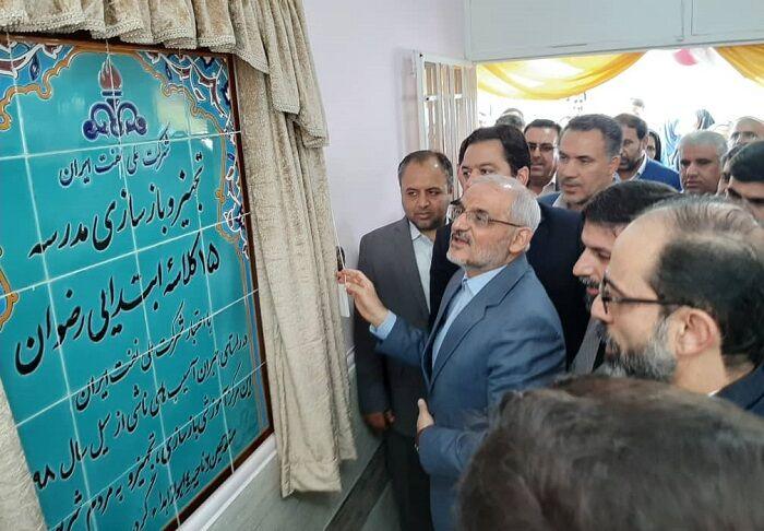 اقدامهای وزارت نفت در زمینه مسئولیت اجتماعی در خوزستان ستودنی است