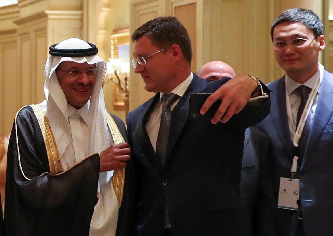 همکاری ریاض و مسکو سبب ثبات پایدار در بازار نفت میشود