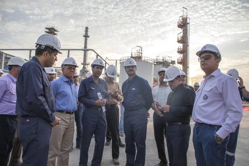 فاز نخست طرح توسعه میدان نفتی آذر امسال تکمیل میشود