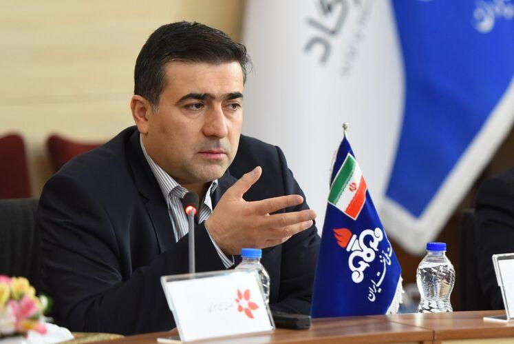 رضا دهقان، معاون توسعه و مهندسی شرکت ملی نفت ایران