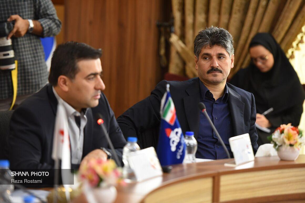 نخستین نشست کمیته مشترک راهبری طرح توسعه میدان سپهر و جفیر