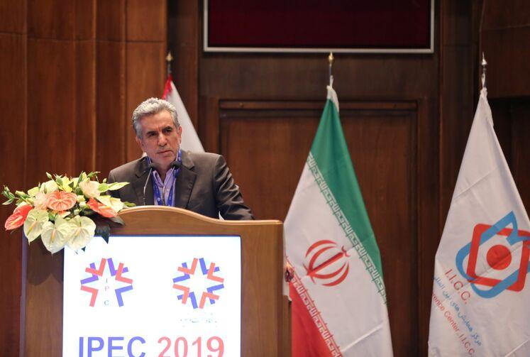 غلامرضا منوچهری، مدیرعامل شرکت اویک