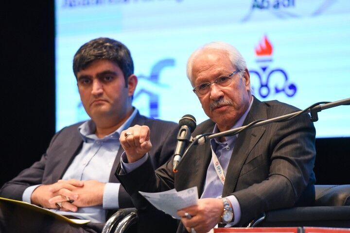 عبدالرضا فروغی، رئیس بنیاد آب ایرانیان