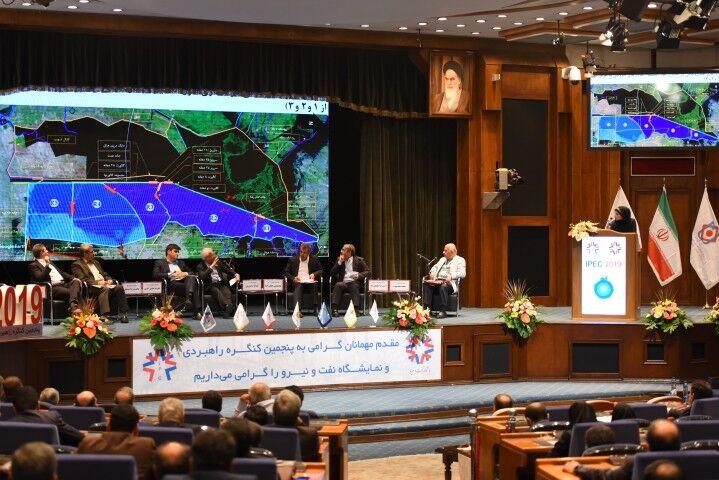 نشست تخصصی «چالشهای محیط زیستی، پیشرفت یا عقب گرد» در پنجمین کنگره نفت و نیرو،  مهرماه ۹۸