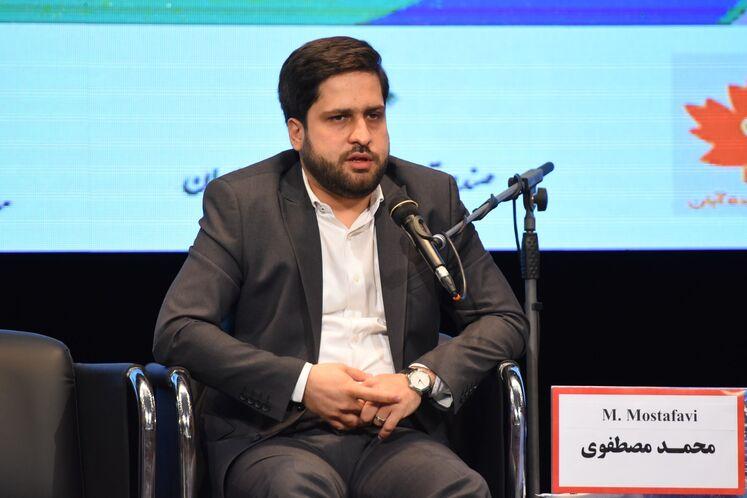 محمد مصطفوی، مدیرعامل شرکت سرمایهگذاری صنعت نفت