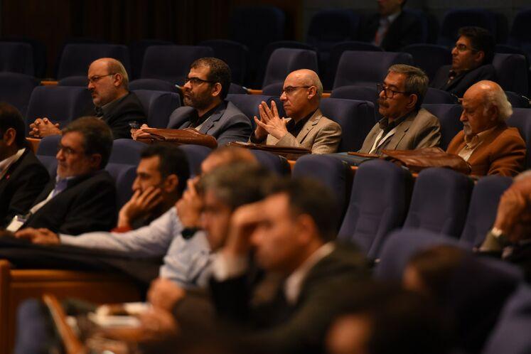 دومین روز پنجمین کنگره راهبردی نفت و نیرو، مهرماه ۹۸