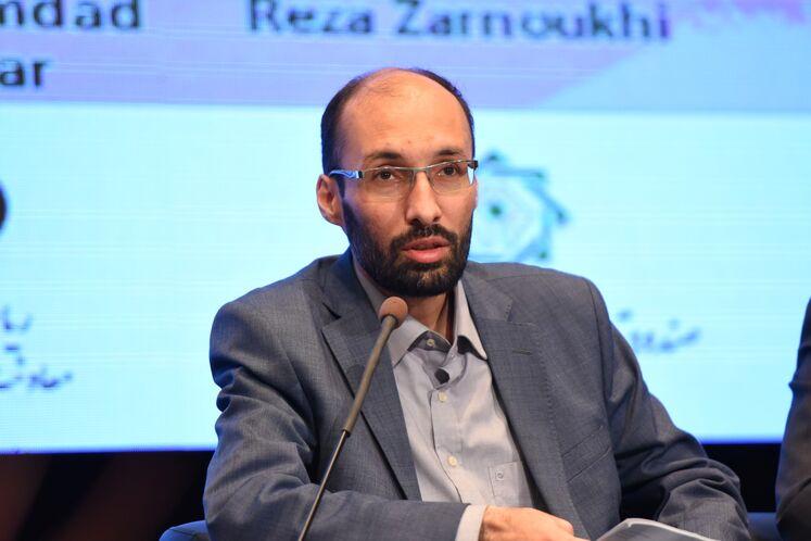 محمد صاحبکار، رئیس مرکز شرکتها و موسسات دانشبنیان و معاون علمی فناوری ریاست جمهوری