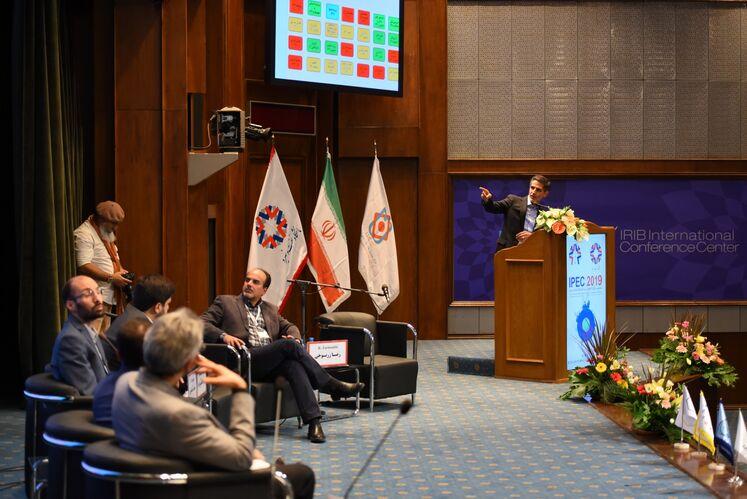نشست تخصصی «استارتآپها و زیستبوم نوآوری در صنعت» در پنجمین کنگره نفت و نیرو، مهرماه ۹۸
