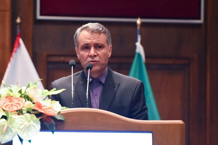 محمد فاضلی، مشاور وزیر نیرو در امور برنامهریزی راهبردی و توسعه پایدار