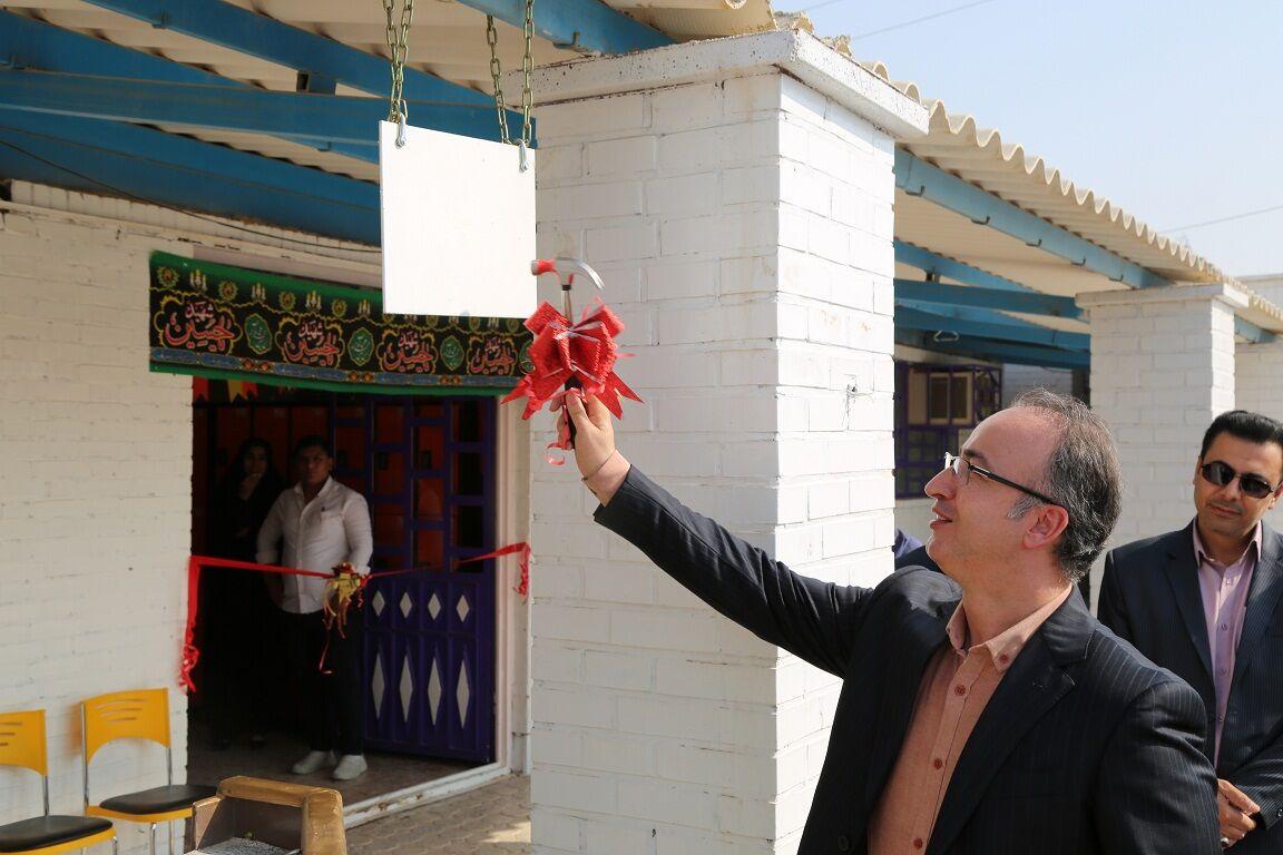 نخستین مدرسه خوزستان با رویکرد کارآفرینی افتتاح شد