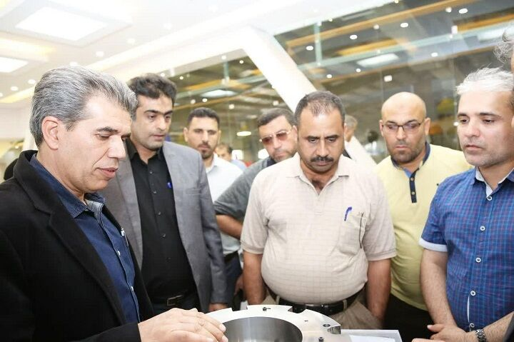 بازدید کارشناسان فراگیر وزارت نفت عراق از تاسیسات انتقال گاز
