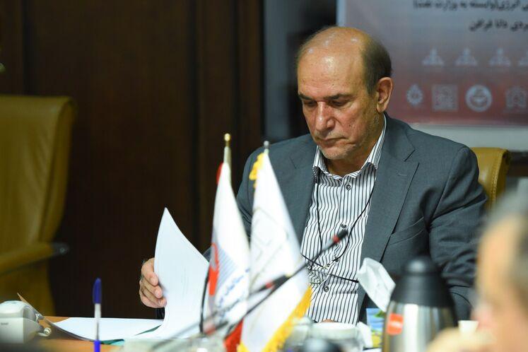 علی مبینیدهکردی، رئیس موسسه مطالعات بینالمللی انرژی