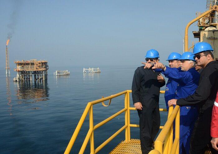 بهسازی و نوسازی تاسیسات در دستور کار نفت فلات قاره