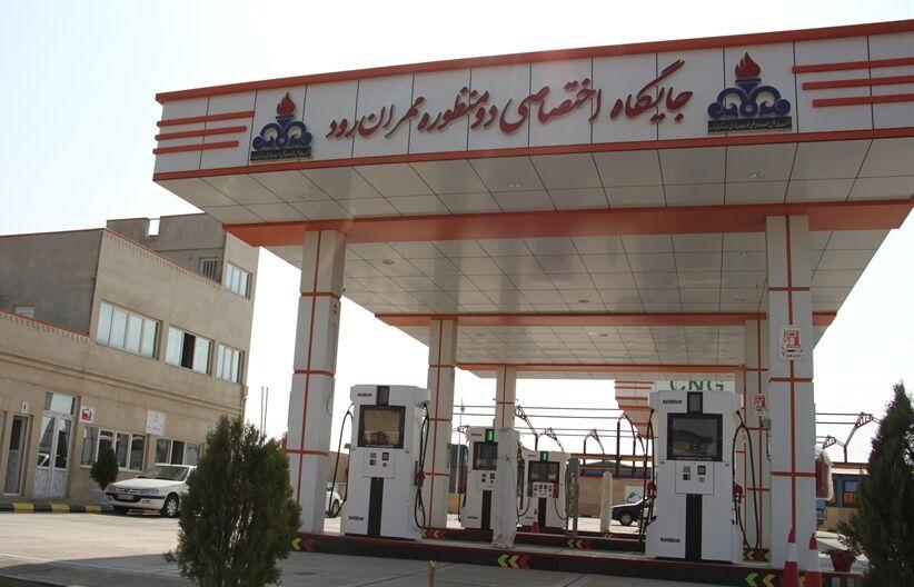 استمرار بازدیدها از جایگاههای عرضه سوخت کردستان در فروردین ۹۹