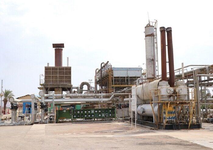 سامانه کنترل مخازن نفت آزادگان در بهرگان راهاندازی میشود