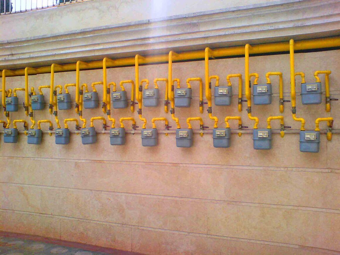 نصب بیش از ۴۷۰۰ انشعاب گاز در استان مرکزی