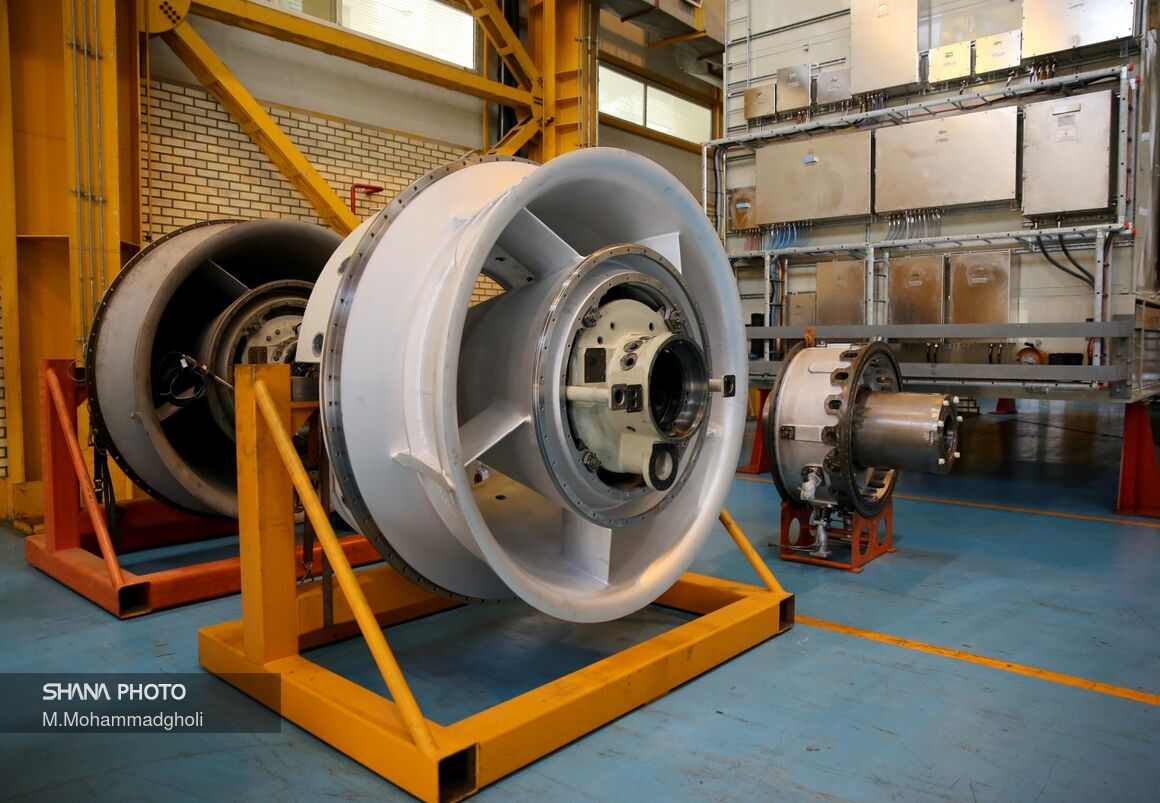 Air Compressor Restored after 20 Years in Lavan