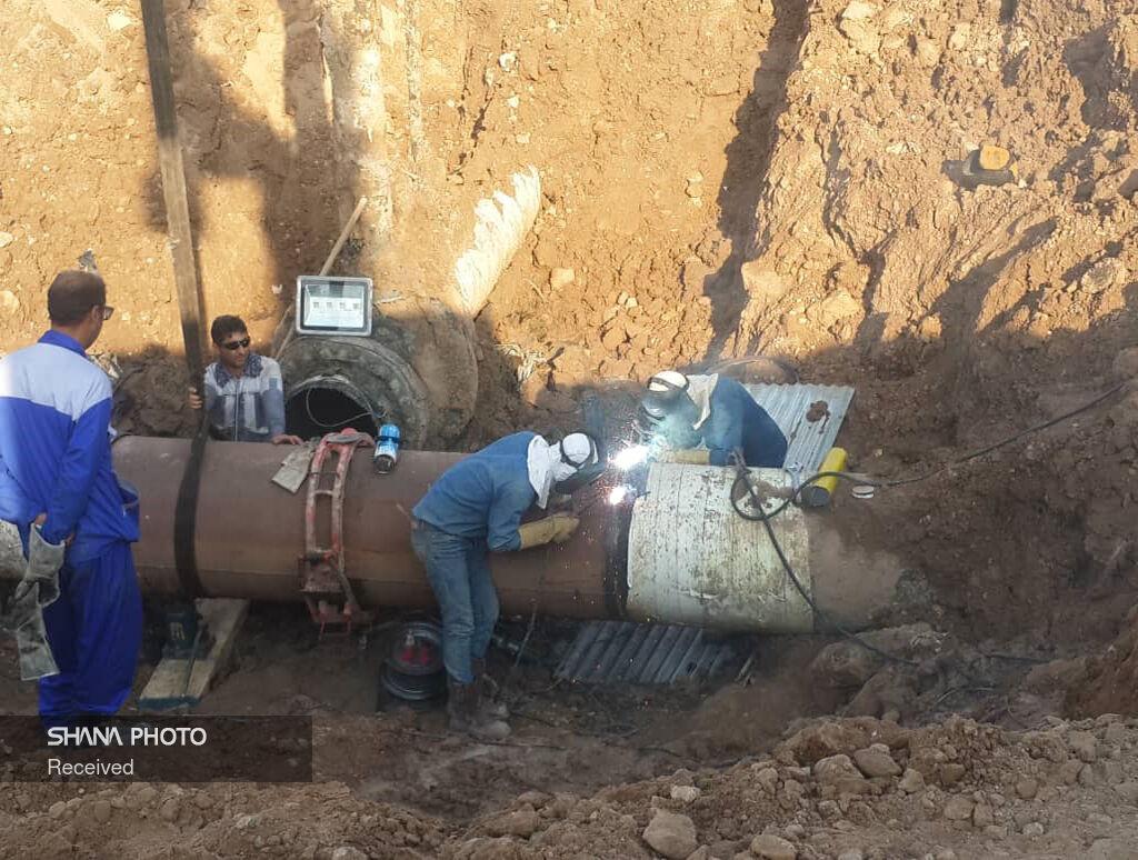 اجرای ۴۰ کیلومتر شبکه گازرسانی در استان یزد در سال ۹۹